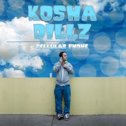 "Kosha Dillz ""Cellular Phone"" *Featured In Bud Light Super Bowl Commercial **Video + Audio**"