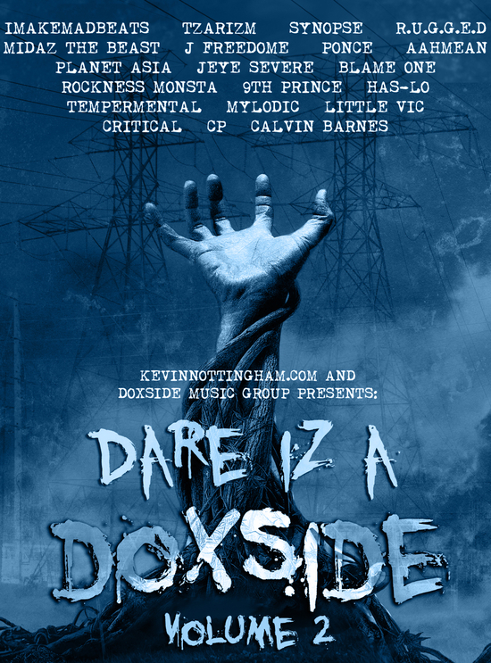 DMG and KevinNottingham.com Presents: Dare Iz A Doxside Vol. 2