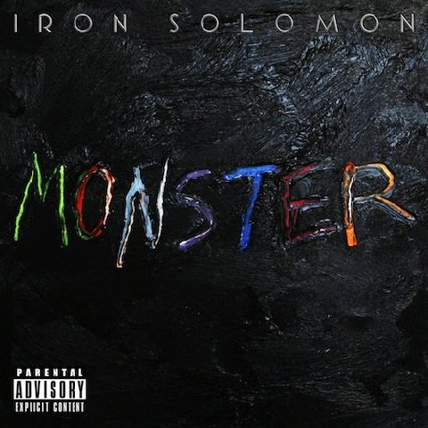 "Iron Solomon ""Monster"" Official Cover 