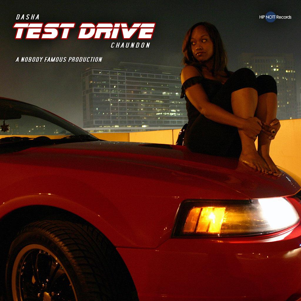 Dasha - Test Drive ft. Chaundon **Audio**