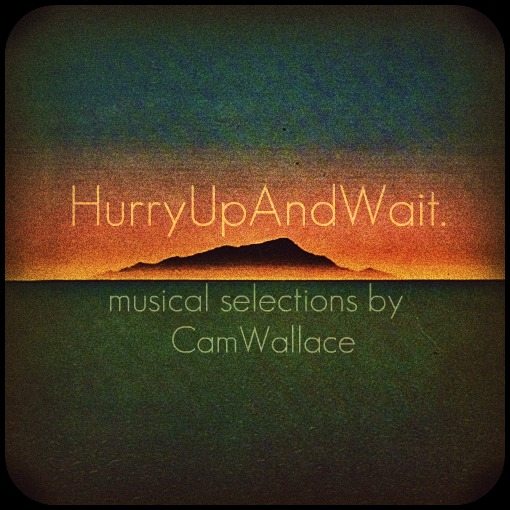 "Cam Wallace ""HurryUpandWait"" LP"