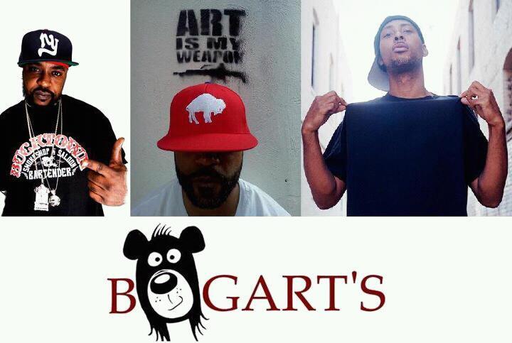 Konfident - Bogarts ft. Sean Price & Oh No **mp3**