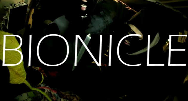 Psalm One x E Brown - Bionicle **Video**
