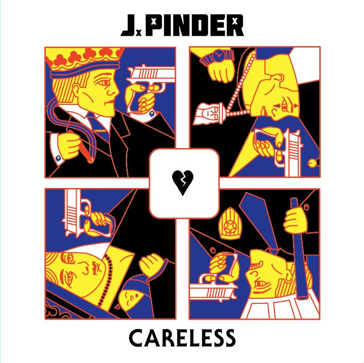 J.Pinder - Careless (teaser) **Video**
