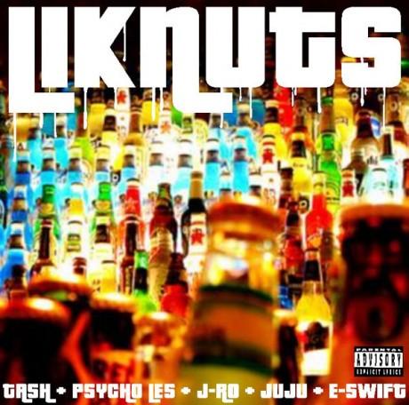 "Liknuts (Tha Alkaholiks & The Beatnuts) ""Grumpy Crocodile"" **Stream**"