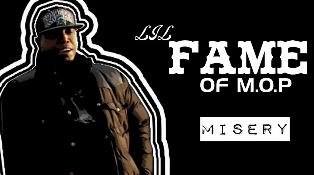 "DJ J-Ronin ""Misery"" ft. Lil Fame **Video**"