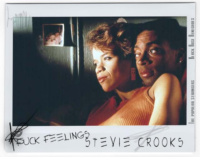Stevie Crooks – F*ck Feelings Freestyle **mp3**