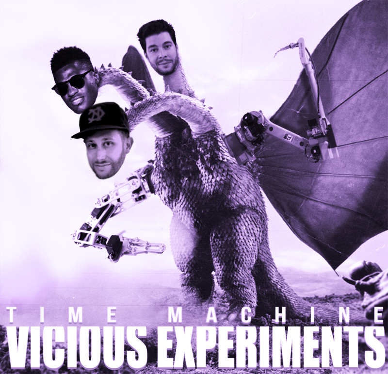 Time Machine - Winter Gear ft. Apathy **Audio** | Vicious Experiments