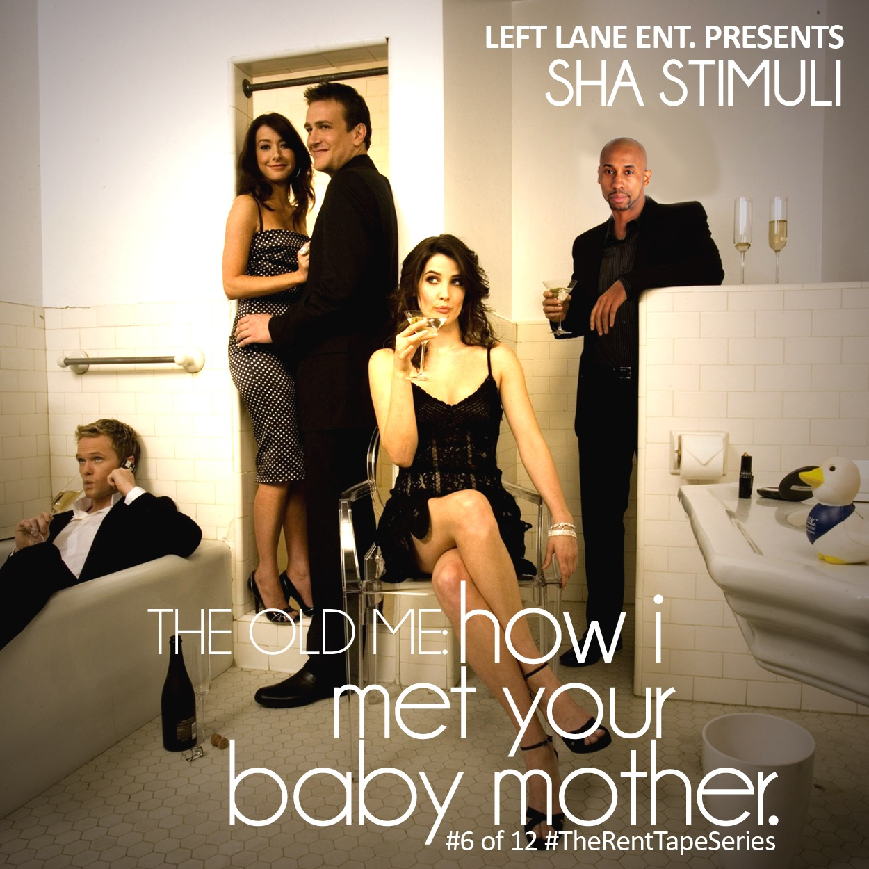 Sha Stimuli - The Old Me: How I Met Your Baby Mother