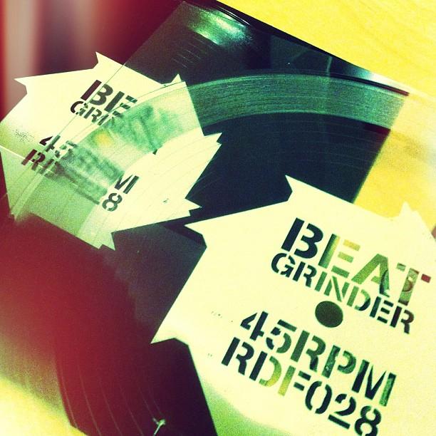 Damu The Fudgemunk - Beat Grinder [Audio]