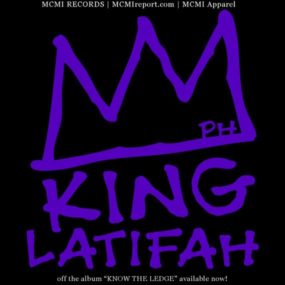 PH - King Latifah [Audio + T-Shirt]