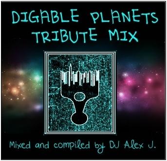 Dj Alex J - Digable Planets Tribute [mix]