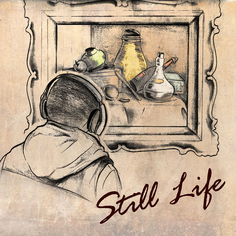 "D'Lorin ""Still Life"" LP (w/ CyHi The Prynce, Casey Veggies, Lee Bannon + More)"