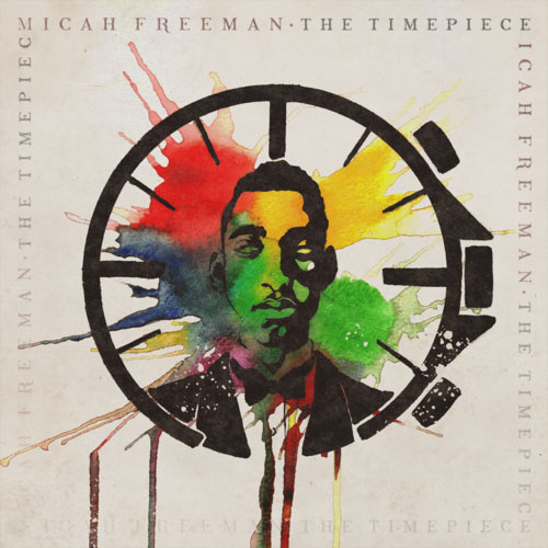 Micah Freeman - The Timepiece [LP]