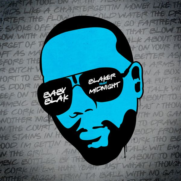 Baby Blak - Blaker Than Midnight [EP]