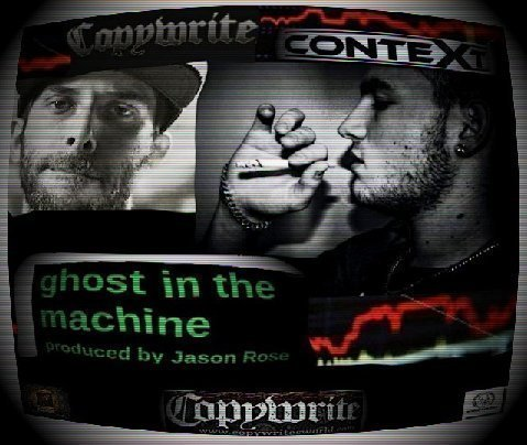 Copywrite - Ghost in the Machine ft. Context [audio + video]