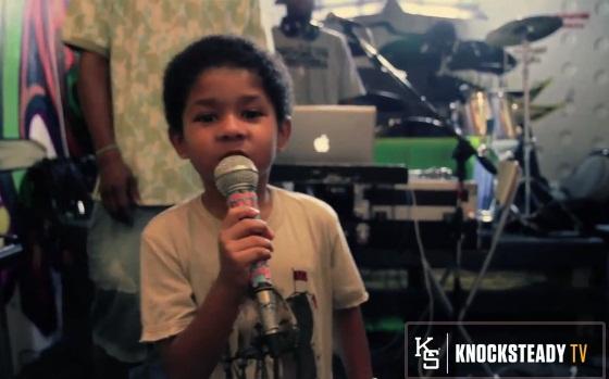 Knocksteady TV: EvitaN (Dres & Jarobi) - Keep Keepin On [video]