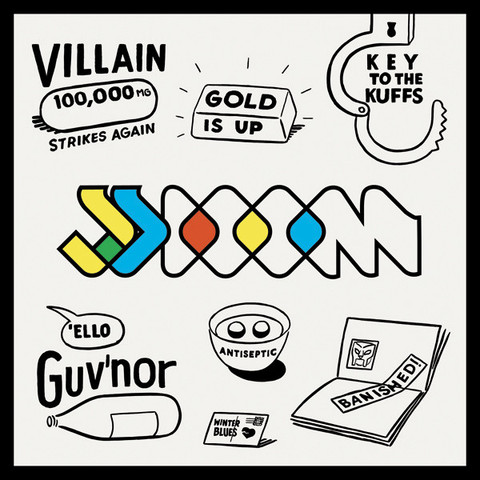 JJ DOOM - Key To The Kuffs (Preview) [album]