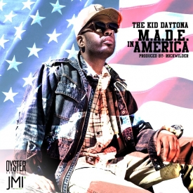 The Kid Daytona - M.A.D.E. In America [mp3]