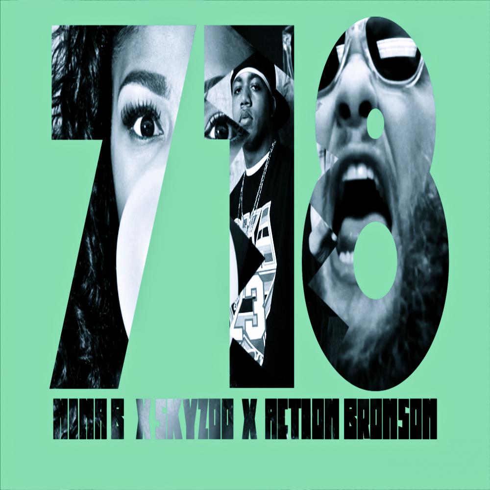 "Nina B ""718"" ft. Action Bronson & Skyzoo [audio]"