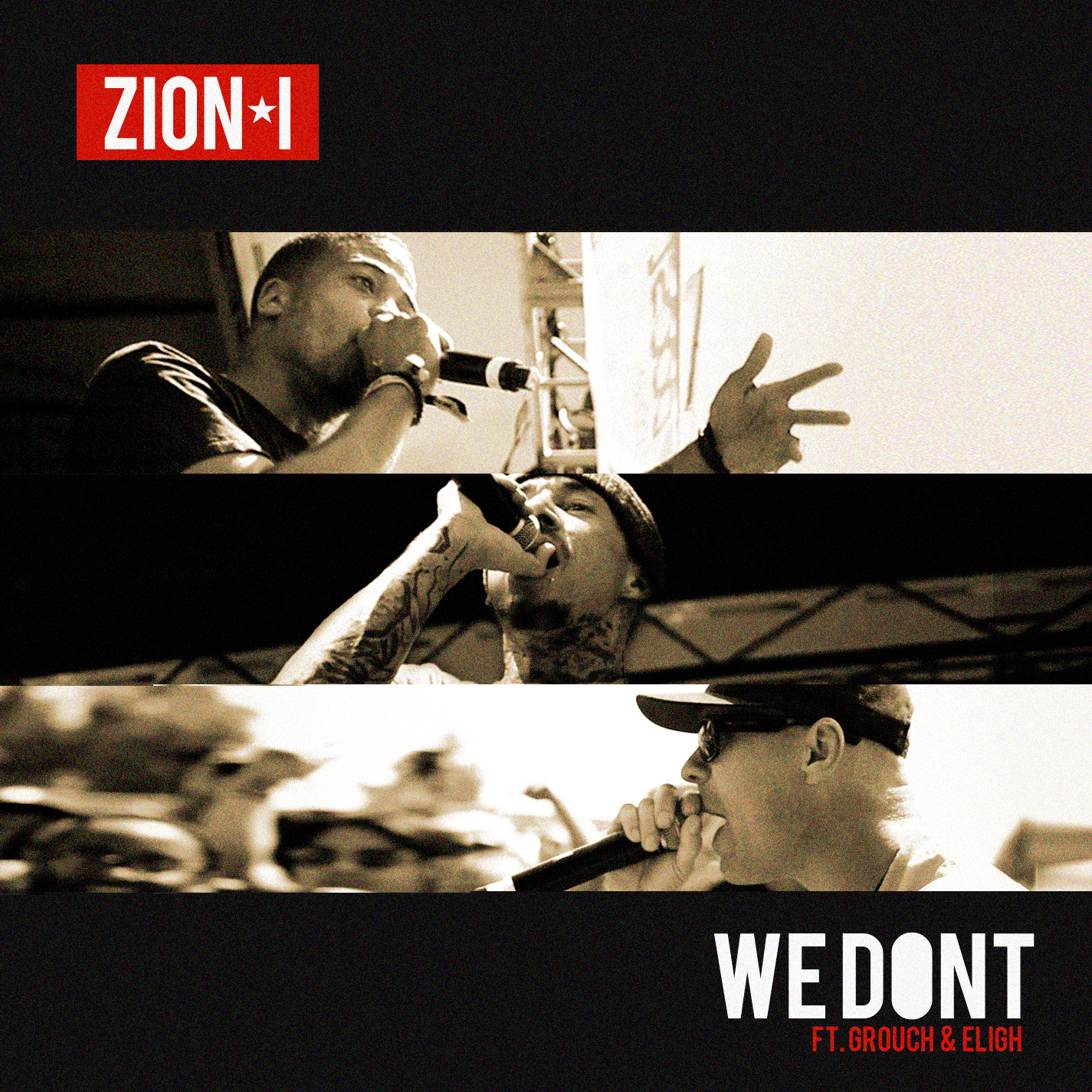 Zion I - We Don't ft. Grouch & Eligh [mp3]