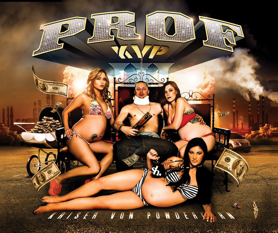 Prof - Kaiser Von Powderhorn 3 [mixtape] (ft. Yelawolf, Slug & Production by Lazerbeak)