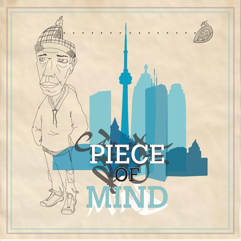 Piece of Mind - Self Titled [album]