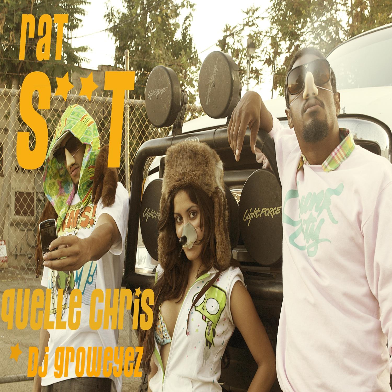 Quelle Chris - Rat Shit ft. DJ GroWeyez [audio]