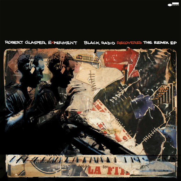 "Robert Glasper – ""Twice"" (?uestlove's Twice Baked Remix) ft. Solange Knowles & The Roots + ""Afro Blue"" (9th Wonder's Blue Light Basement Remix) ft. Erykah Badu & Phonte [audio]"