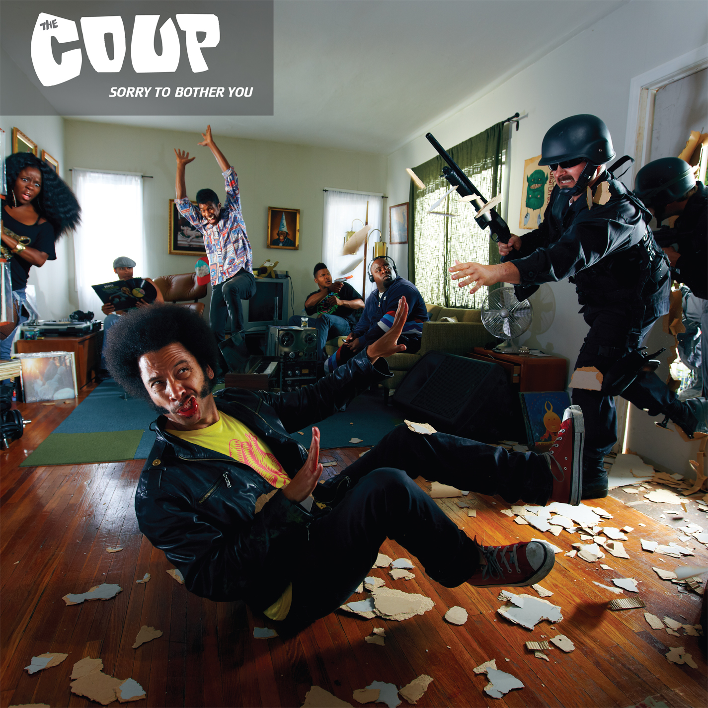The Coup - WAVIP ft. Das Racist & Killer Mike [audio]