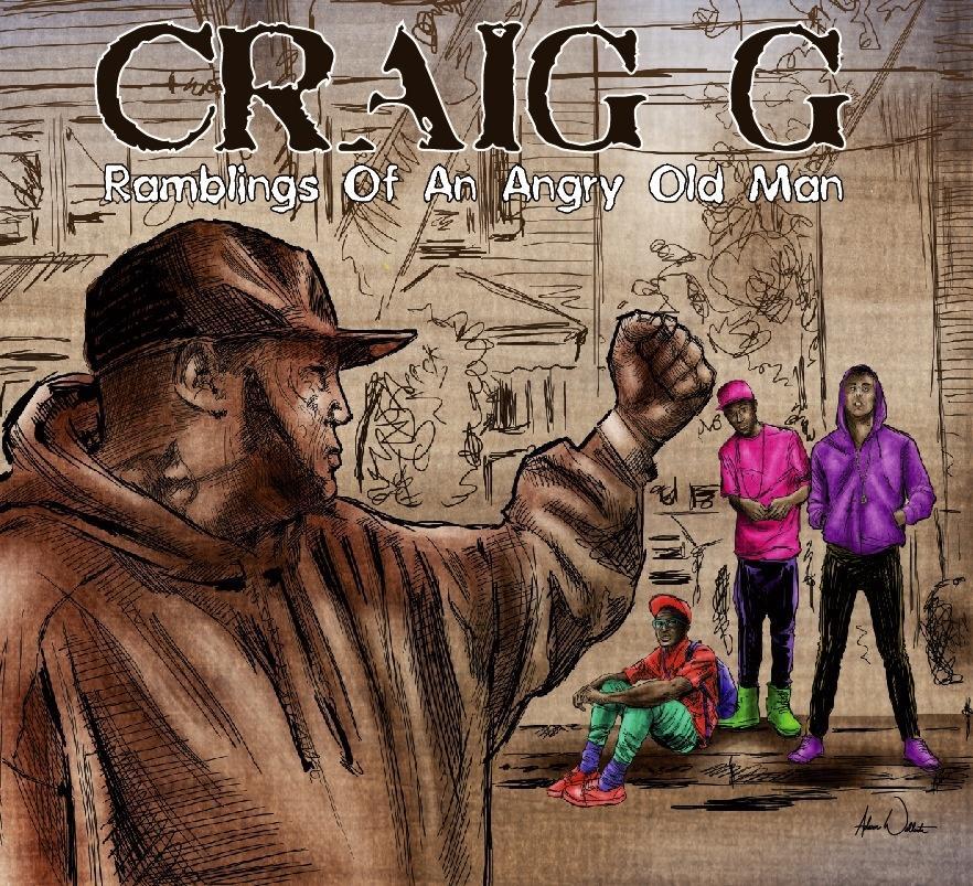 Craig G - Effortless ft. Chaundon & Big Pooh (prod by Jake One) [audio]