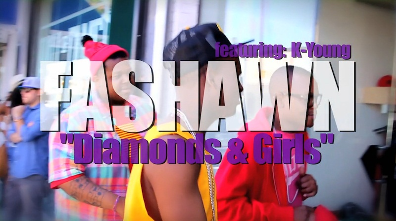 Fashawn - Diamonds and Girls ft. K-Young [audio]