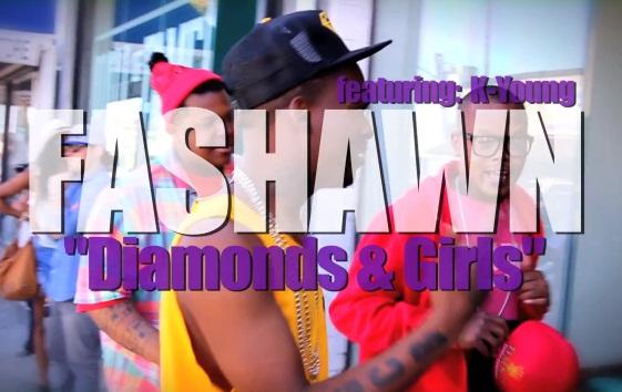Fashawn - Diamonds & Girls ft. K Young [video]