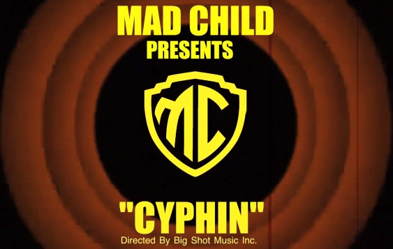 "Madchild ""Cyphin"" [video]"