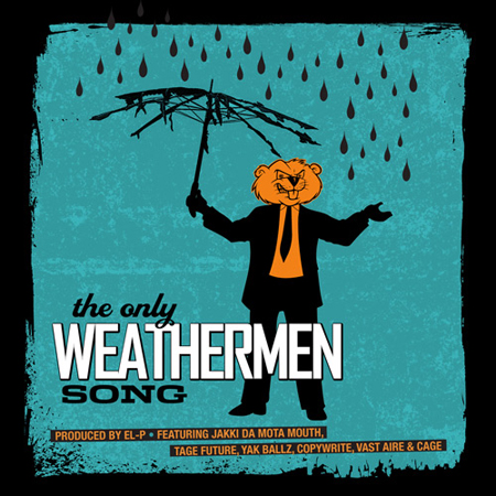 The Weathermen - The Only Weathermen Song [mp3]