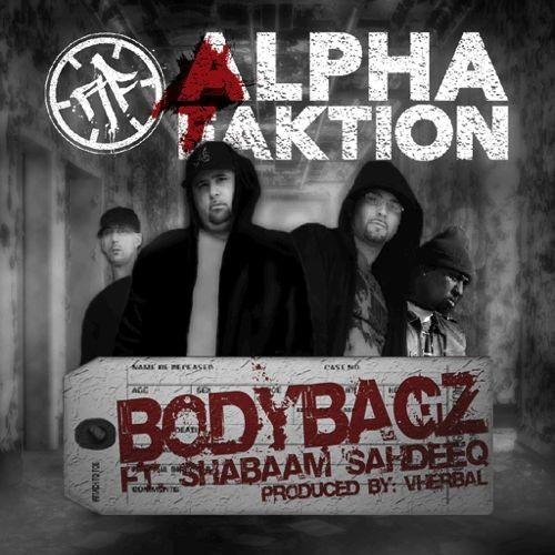 "Alpha Faktion ""Bodybagz"" ft. Shabaam Sahdeeq [audio]"