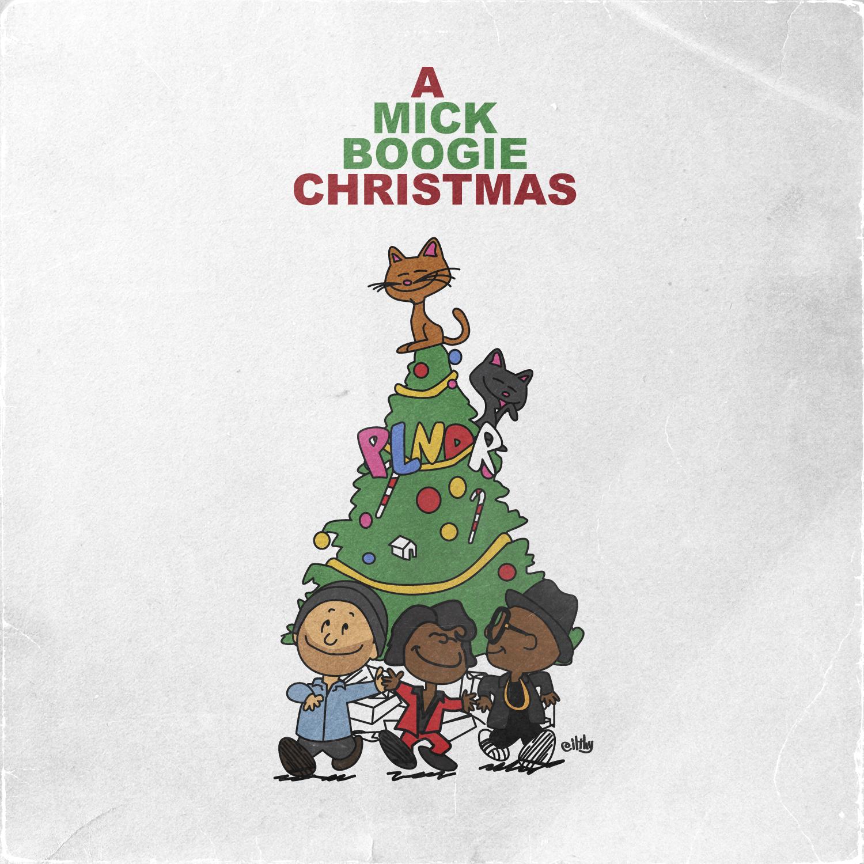 PLNDR.com presents A Mick Boogie Christmas