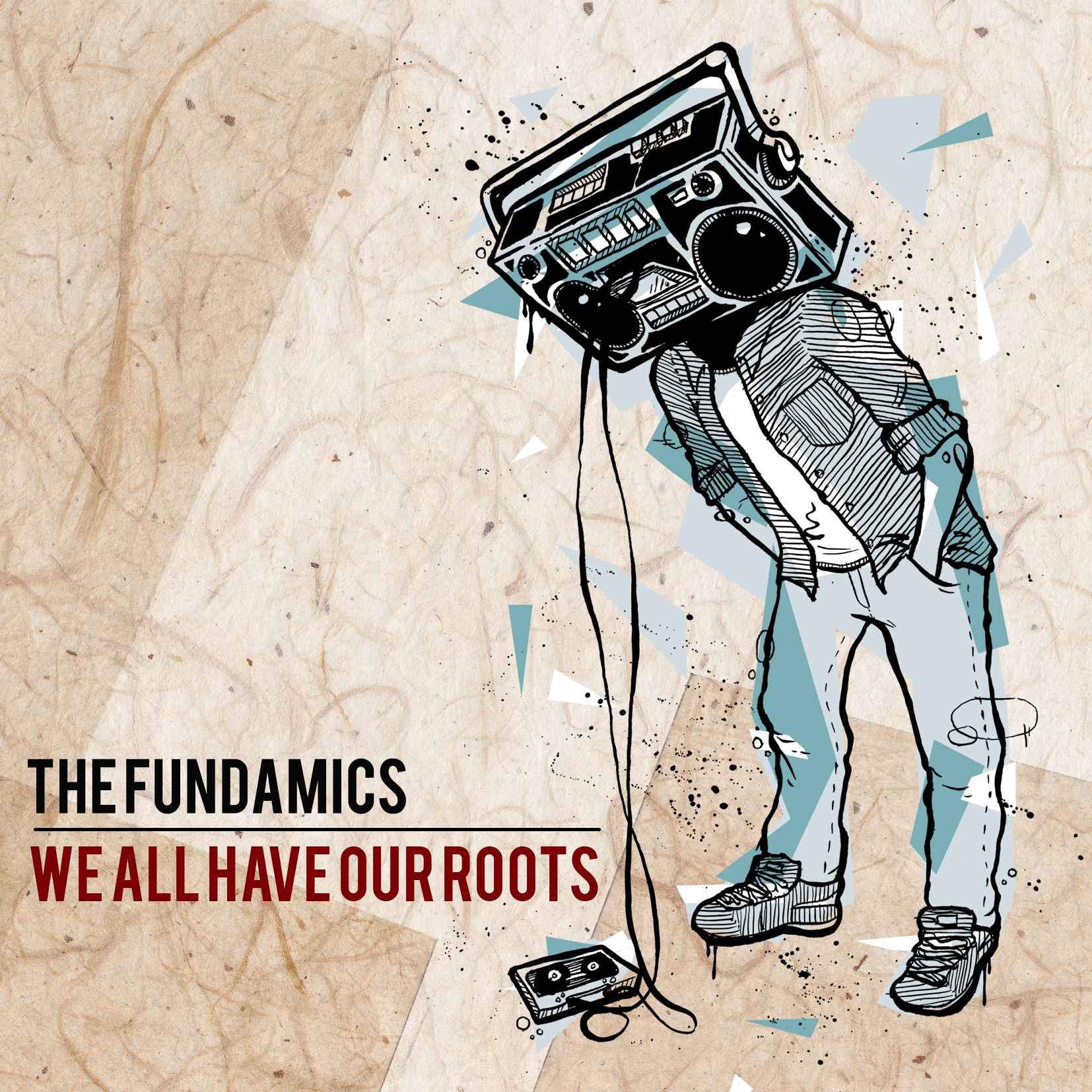The Fundamics - We All Have Our Roots (promo set)