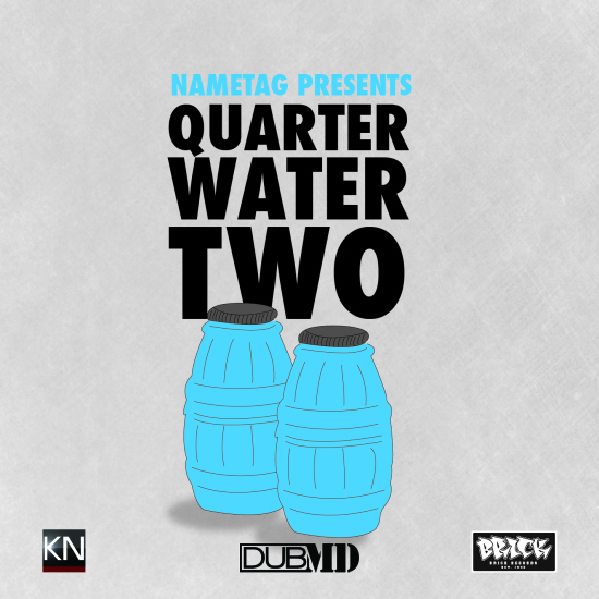 Nametag - Quarter Water 2