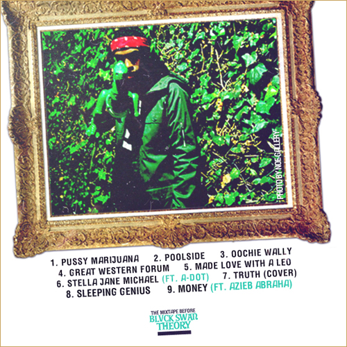 Yonas Michael - The Mixtape Before Blvck Swan Theory