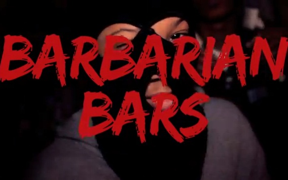 "Ruste Juxx & The Arcitype ""Barbarian Bars"" ft. Punchline [video]"
