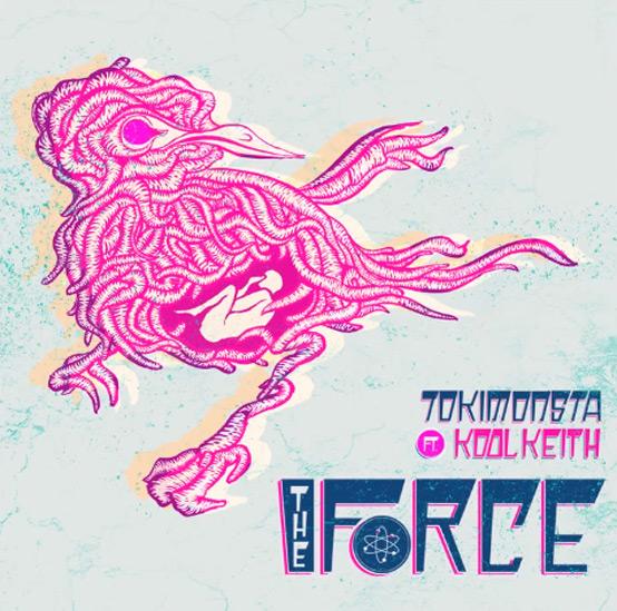 TOKIMONSTA - The Force ft. Kool Keith [stream]