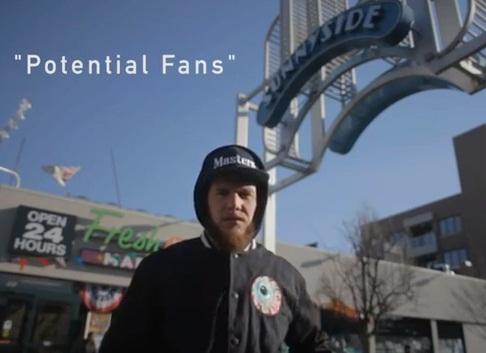 """Aaron Cohen """"Potential Fans"""" [video]"""