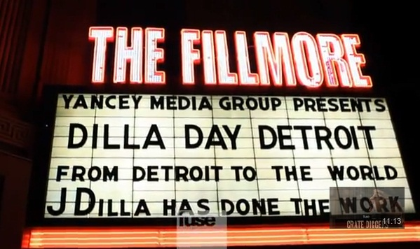 Dilla Day Detroit - Talib Kweli, DJ Spinna, House Shoes & J. Rocc [video]