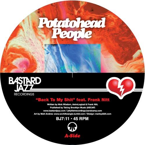 Potatohead People - Back To My Shit ft. Frank Nitt [mp3]