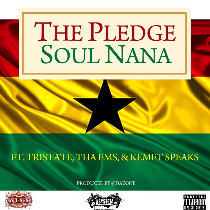 Soul Nana - The Pledge ft. Tristate, Tha EMS & Kemet Speaks [mp3]