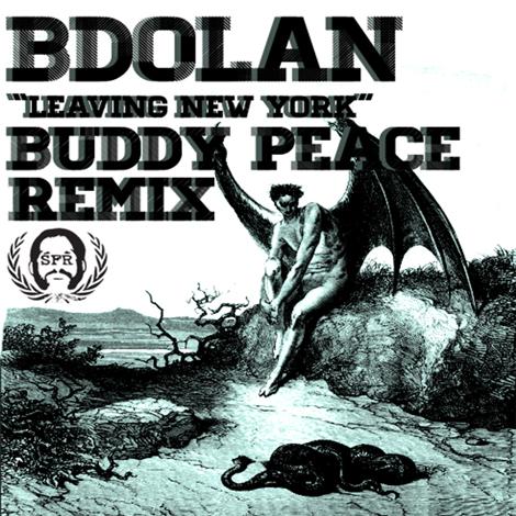 B. Dolan - Leaving New York (BUDDY PEACE Remix) [mp3]