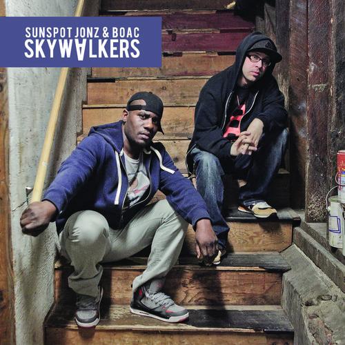 "Skywalkers (Sunspot Jonz & Boac) ""Go"" [video + audio]"