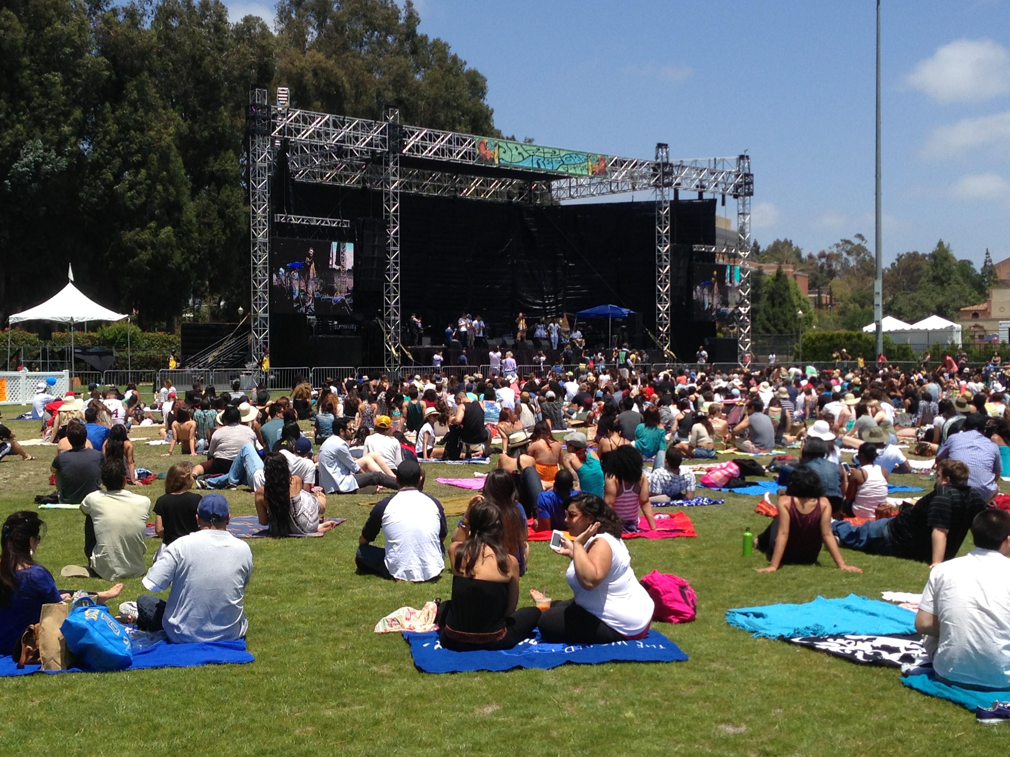 UCLA JazzReggae Festival 2013 (Jam Day May 26, 2013)
