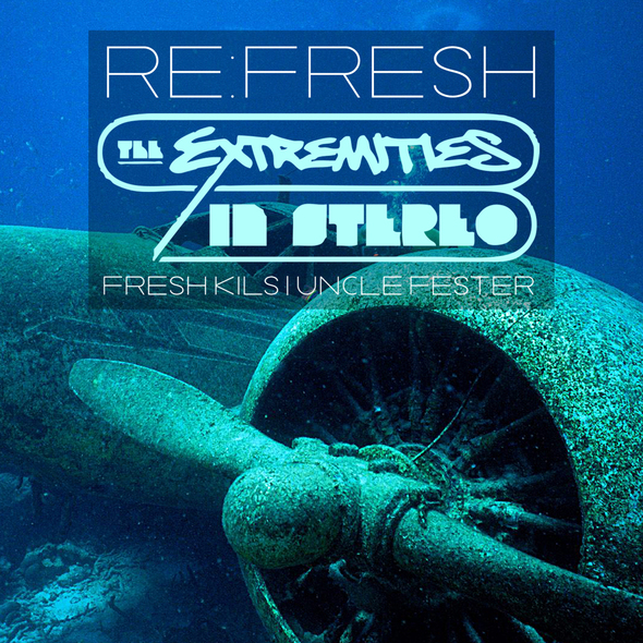 The Extremities - Re​:​Fresh [album] (ft. D-Sisive, Guilty Simpson, Roshin, Wordsworth, Skyzoo & more)